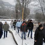 die Lobdschen fallen nach Burgau ein