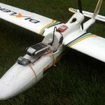 FlyCamOne HD 720p und GPS Modul