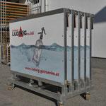 Bar Ludwig 5x1,5m mit Bord