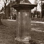 Grabstein von Elisabeth Grünewald, geb. Mörler (1793-1845)