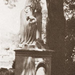 Denkmal für Marie Luise Langsdorf, geb. Schwab (1864-1886)