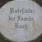 Tafel 5 Familie Koch