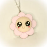 Kawaii Flower Necklace