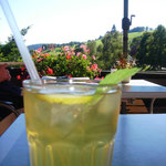 Hausgemachte Limonade, Hotel- Pension Enzian Todtnauberg