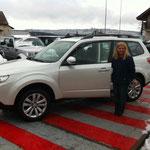 Subaru Forester ÄMMELI 1