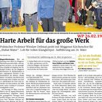 Westfalenpost 26.02.2019