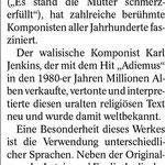 Westfalenpost 21.04.2019