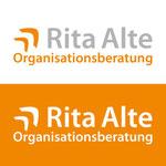 Logografik für Rita Alte | Organisationsberatung