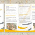 Flyer für Kerstin Busching Psychologische Beratung | Coaching