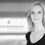 Logodesign Teresa Weißbach | Schauspiel & Gesang © Ansgar Photography