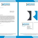 Briefbogen und Visitenkarten für Reineke Kunststoffe