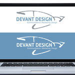 Logodesign Devant Design | Kommunikation . Marketing . Design