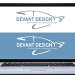 Logodesign Devant Design | Kommunikation . Marketing . Design