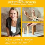 Bildsprache Kerstin Busching Psychologische Beratung | Coaching