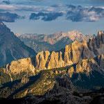Stimmung, Dolomiten