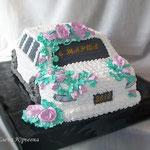 Торт на 8-е марта, 4 кг
