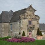 L'ancienne chapelle du Collège, Domfront, Normandie, Orne