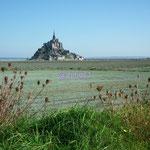 Digue de la Duchesse Anne, Mont Saint Michel