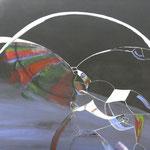 Seifenblasen, 50 x 70 cm