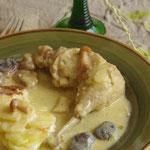 Le fameux poulet de Bresse