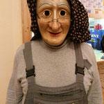 Leicht modifizierte Kräuterweible-Maske