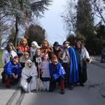 Gruppenfoto mit unserem Täfelekind