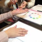 カラーヒーリング勉強会「色光療法」