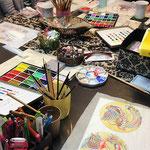 写仏・仏画教室