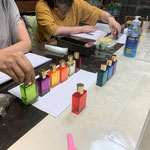 カラーセラピー勉強会