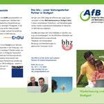 AfB - gemeinnütziges IT Systemhaus :: Filialflyer
