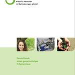 AfB - gemeinnütziges IT Systemhaus :: Unternemensbroschüre