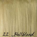 22 Hellblond
