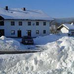 Ferienwohnung Meindlhof: im Winter