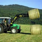 Ferienwohnung Meindlhof: Traktor