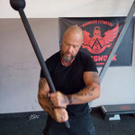 Steel-Mace Workout
