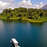 Caminata Volcán Arenal y Paseo en el Lago Arenal