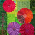 Complementary/Flower Power 2013 ca. 84x102 cm                 verkauft