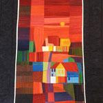 Landschaft 2005/06  ca. 57 x 81 cm                                                                      Verkauft