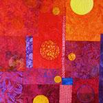 Circles  2014  ca. 60 x 77 cm                                                                                      395,- €