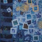 Asia Blue 2006 ca. 100 x 135 cm                                                                              295,- €