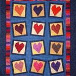 Free Hearts 1999 ca. 92 x 115 cm                                                                               165,- €