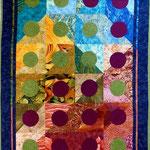 Vier Jahreszeiten 1999  ca. 67 x 92 cm                            verkauft