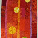 Risig Red 2010  ca. 55 x 110 cm                                       verkauft