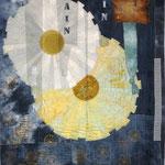Rain  2015  ca. 85 x 110 cm                                                              verkauft