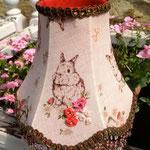 broderie de ruban, ribbon embroidery