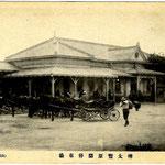 | первое здание вокзала