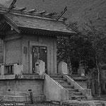 1960   Хоанден - школьный павильон школы посёлка Нисисакутан  (с 1947 Бошняково Углегорский район)