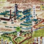 завод и храм Тоёхара дзиндзя в парковой зоне