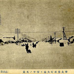 1908-1910 | Вид на улицу Оодори (север)