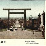 1935 | Вход в Карафуто Дзинзя (восток)